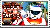 Cubix fan by beccerberry