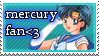 Sailor Mercury stamp by beccerberry