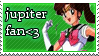 Sailor Jupiter stamp by beccerberry