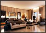 The Rich Prada Hotel Suite