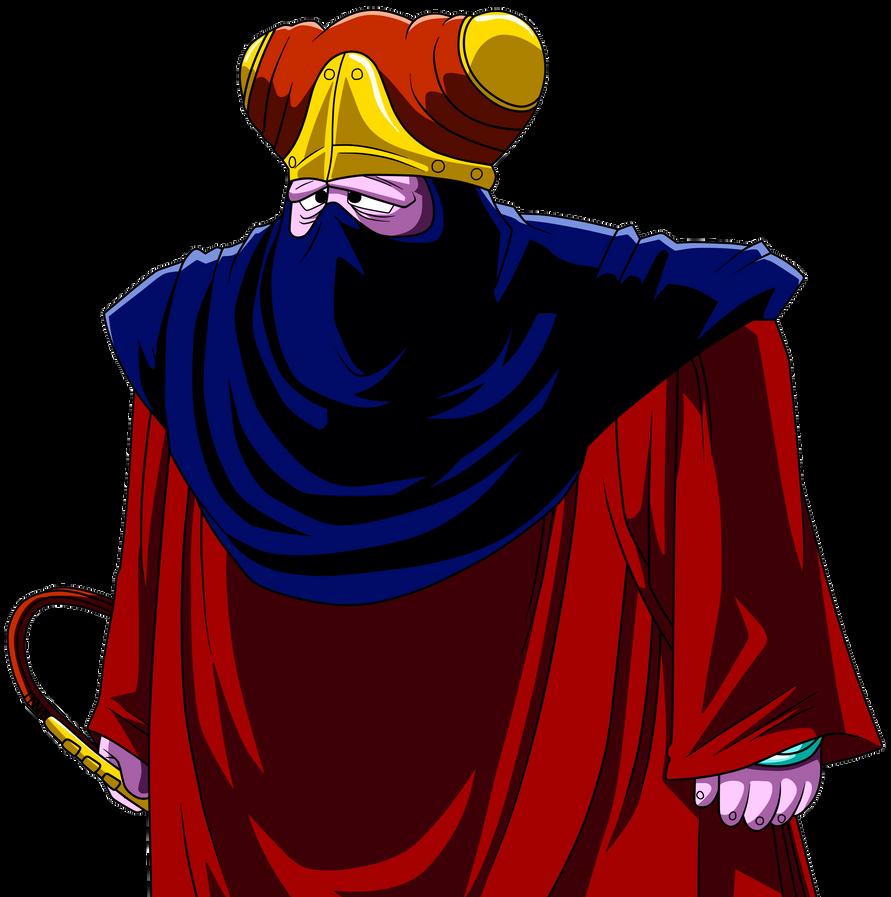Cardinal Mucchi by sakasakoo
