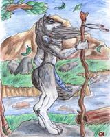SpiritWolfen's Trade is Done by sunfirefirewolf