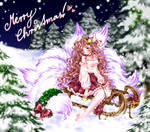 [Secret Santa] Allie by MinoSapo