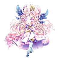 Celestial Goddess by MinoSapo