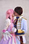 Euphemia and Suzaku Kiss