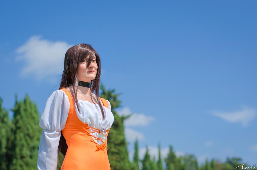 Blue Sky by Aniki-Fair