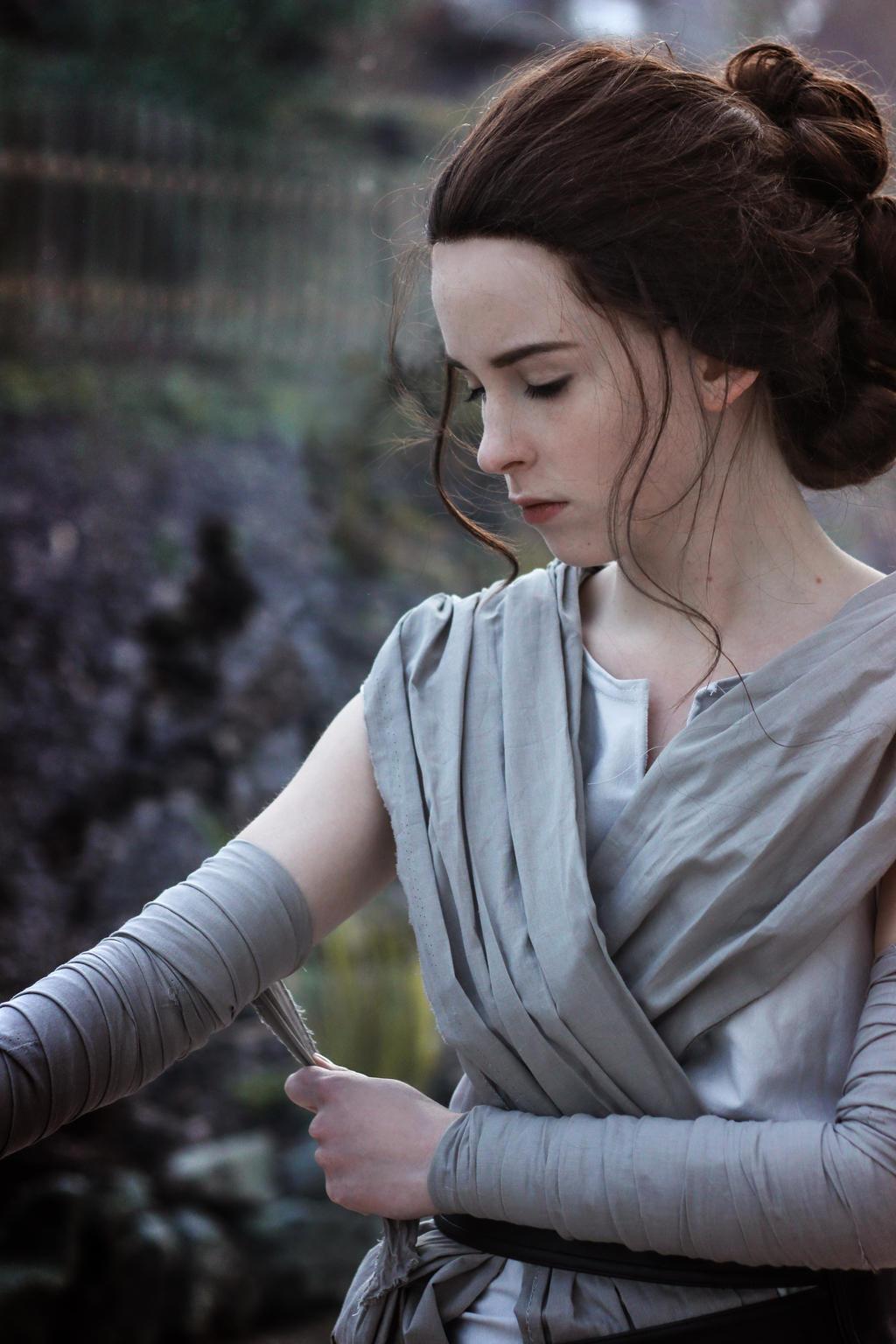 Rey - Star Wars #2 by GuppatheHutt