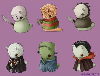 Horror Snoots by Snootsville