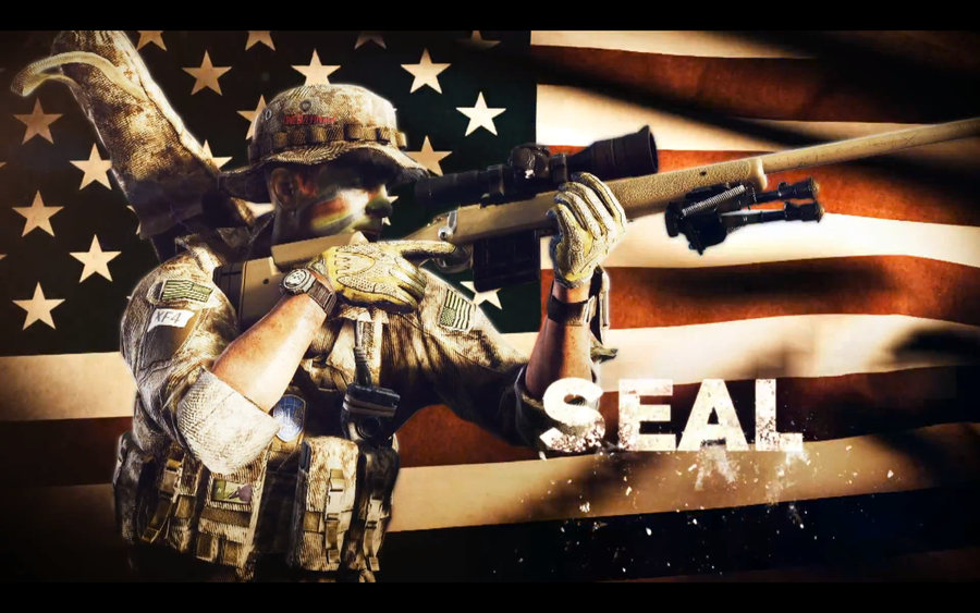 Medal of honor warfighter us navy seals by enkidutherevelator thecheapjerseys Choice Image
