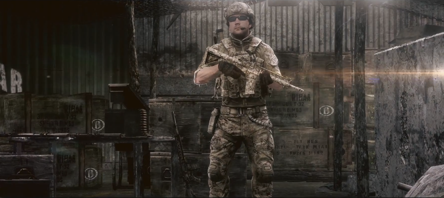 Medal of Honor: Warfighter - US Navy SEAL Pointman by ...