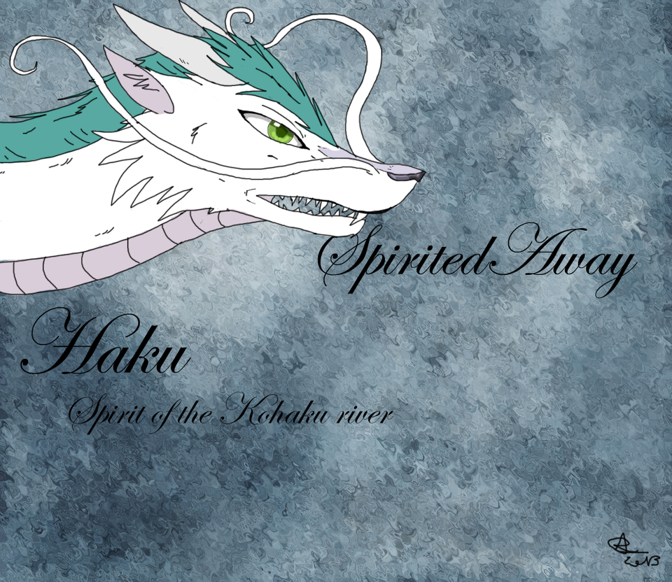 Spirited Away by ToxictheCatx