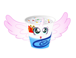 Princess McFlurry (Flurry Heart - Speedpaint) by SilverWolf866