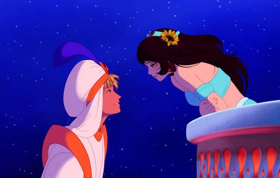 Sleep Well, Princess (RWBY - Screenshot Redraw)