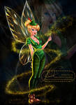 Disney Outfit Swap 6: Tinkerbell + Homie