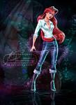 Disney Outfit Swap 7: Ariel + Counterpart