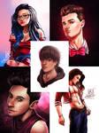 Tumblr Portraits Compilation
