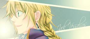 Pandora Hearts - 1 by MSelmag