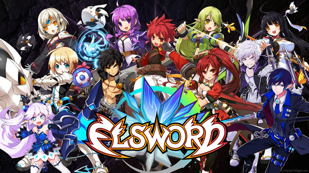 Elsword season 2 wallpaper by haraharayuki on deviantart elsword season 2 wallpaper by haraharayuki voltagebd Choice Image