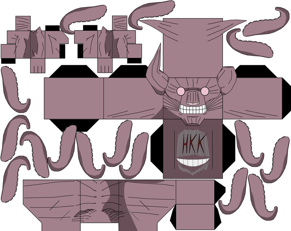 Gyuki by hollowkingking