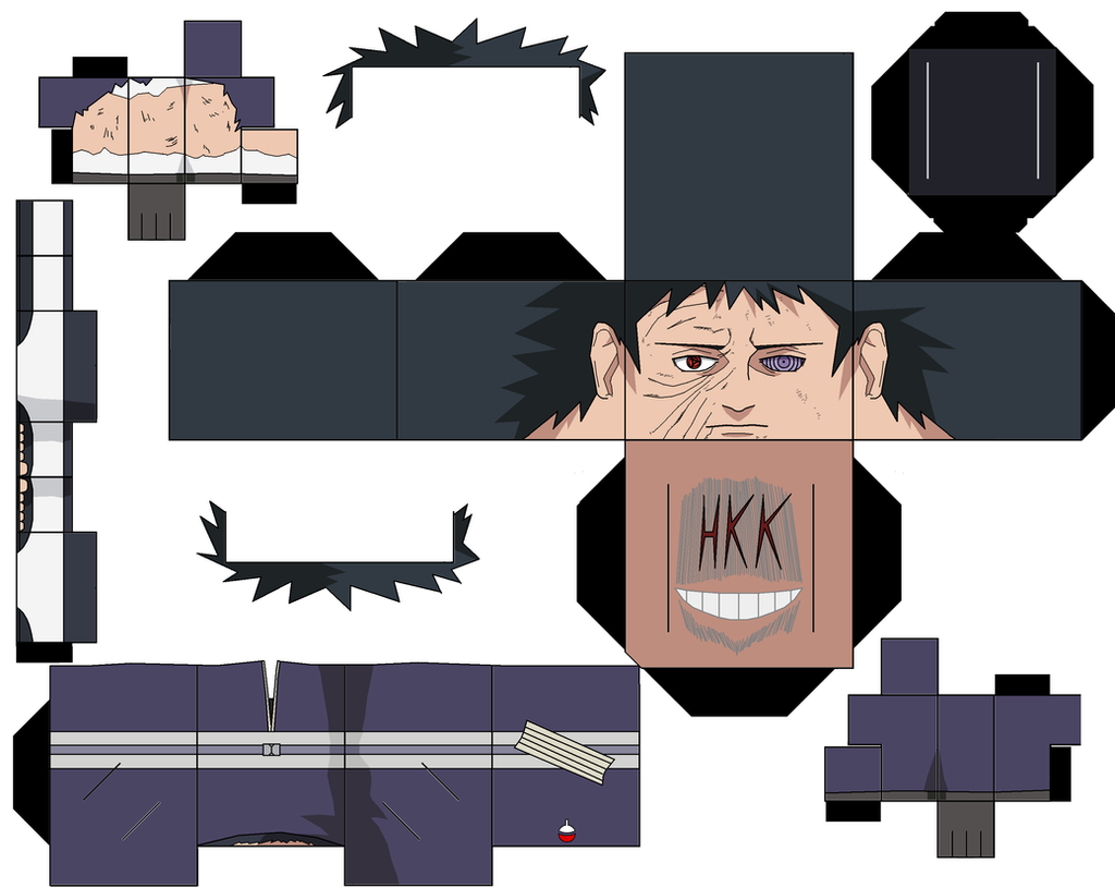 obito by hollowkingking