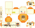 incomplete Nine-Tails Chakra Mode