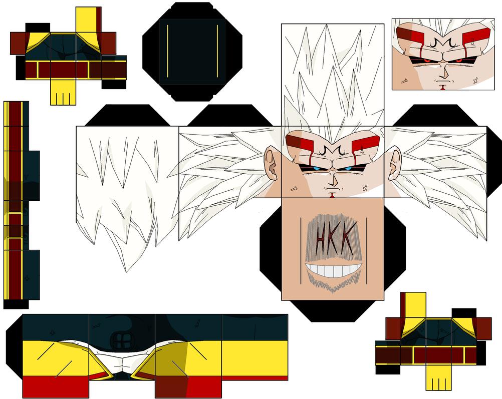 Cubecraft De Dragon Ball Z
