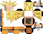 Goku ssj3 BOG