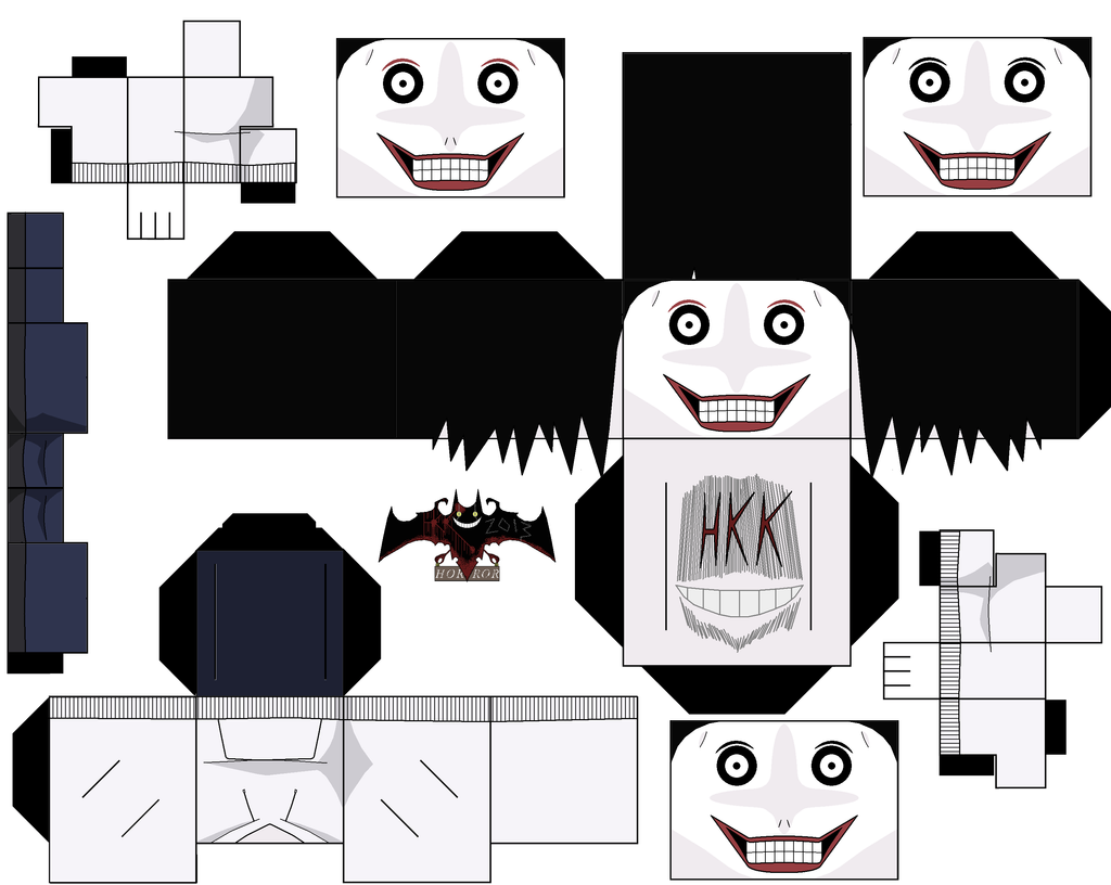 Jeff the killer by hollowkingking