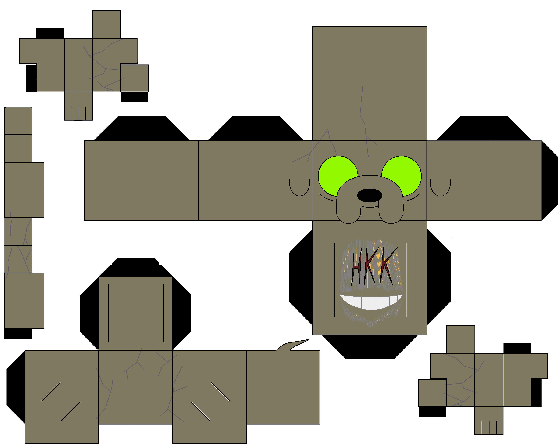 Zombie jake by hollowkingking