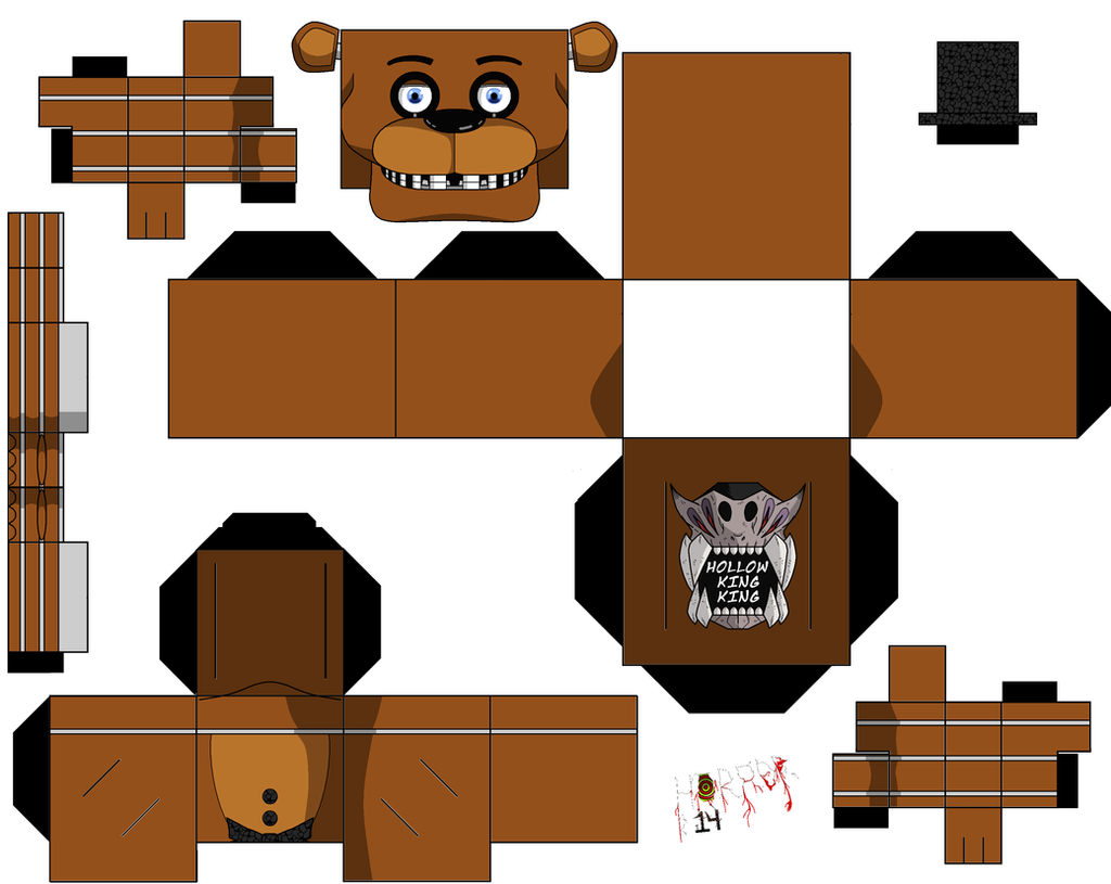 Freddy fazbear 2 by hollowkingking on deviantart