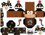Diddy Kong 3ds Commercal