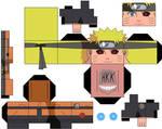 Naruto Evil Half