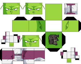 Child Dende by hollowkingking