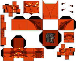 Omega Shenron Heat Armor