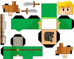 Link Link's Awakening Switch