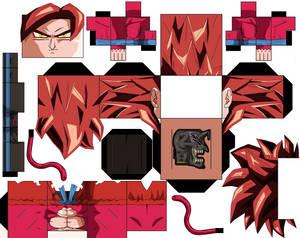 Xeno Goku sfps4 Limit Breaker Anime