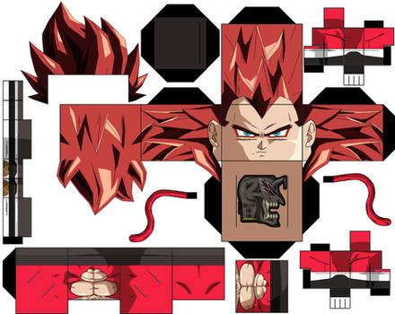Xeno Vegeta sfps4 Limit Breaker Anime