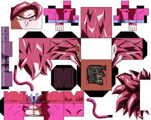 Xeno Goku sfps4 Limit Breaker Anime Aura