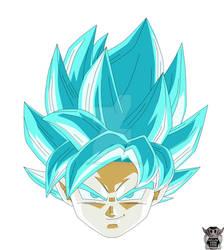 Super Saiyan Blue Rage Empowerment