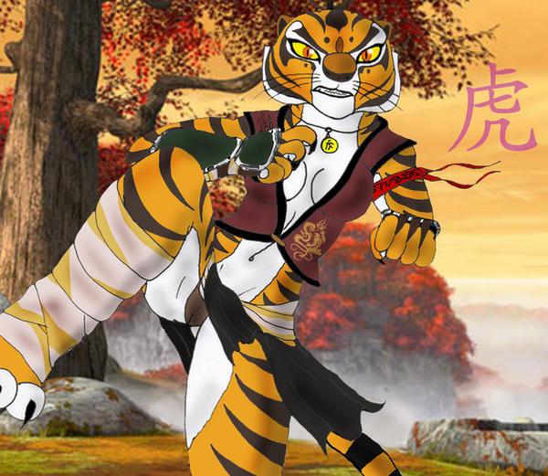 Kung fu panda nude pic #11