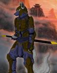 AWR - forbidden city soldier