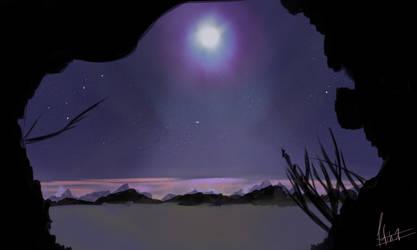 The Cave Beneath the Sky