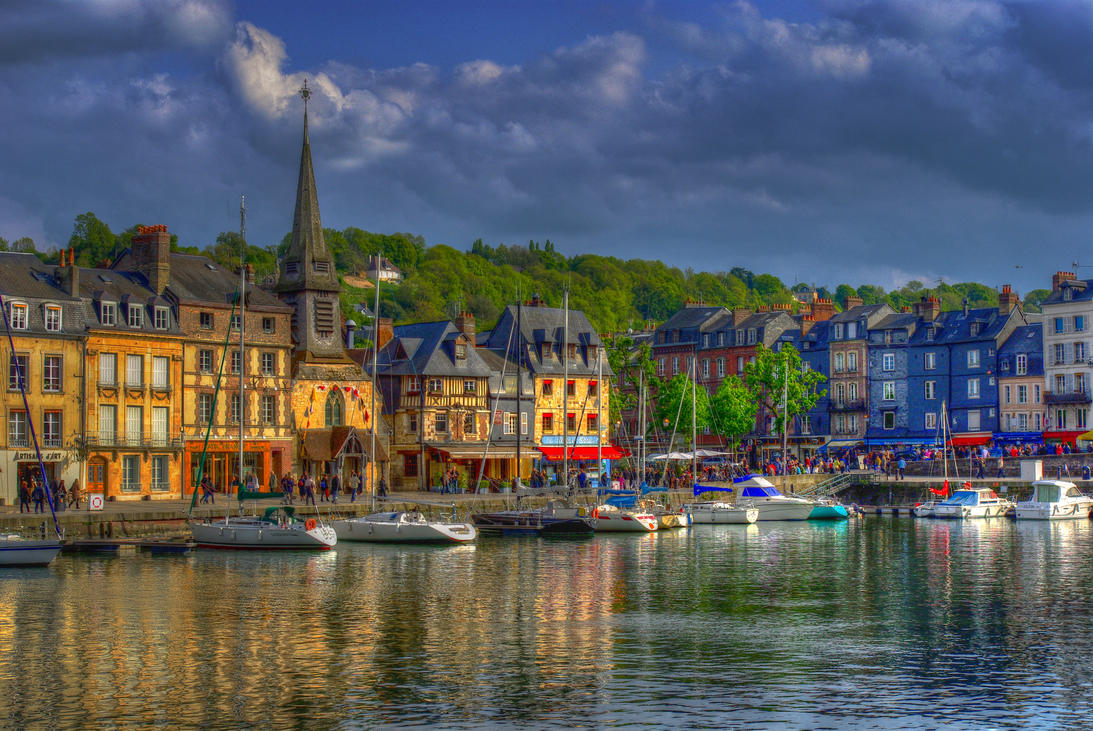 honfleur picture free - photo #25