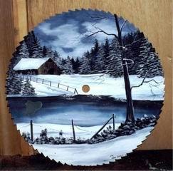 Winter Wonderland by ladypainthorse
