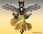 Angel Mulan