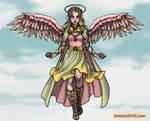 Angel of Ostara