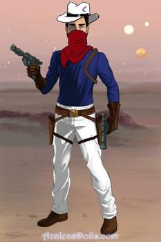 Vigilante in Star Wars Style