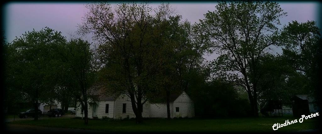 House on the corner by Irishclicksphotos