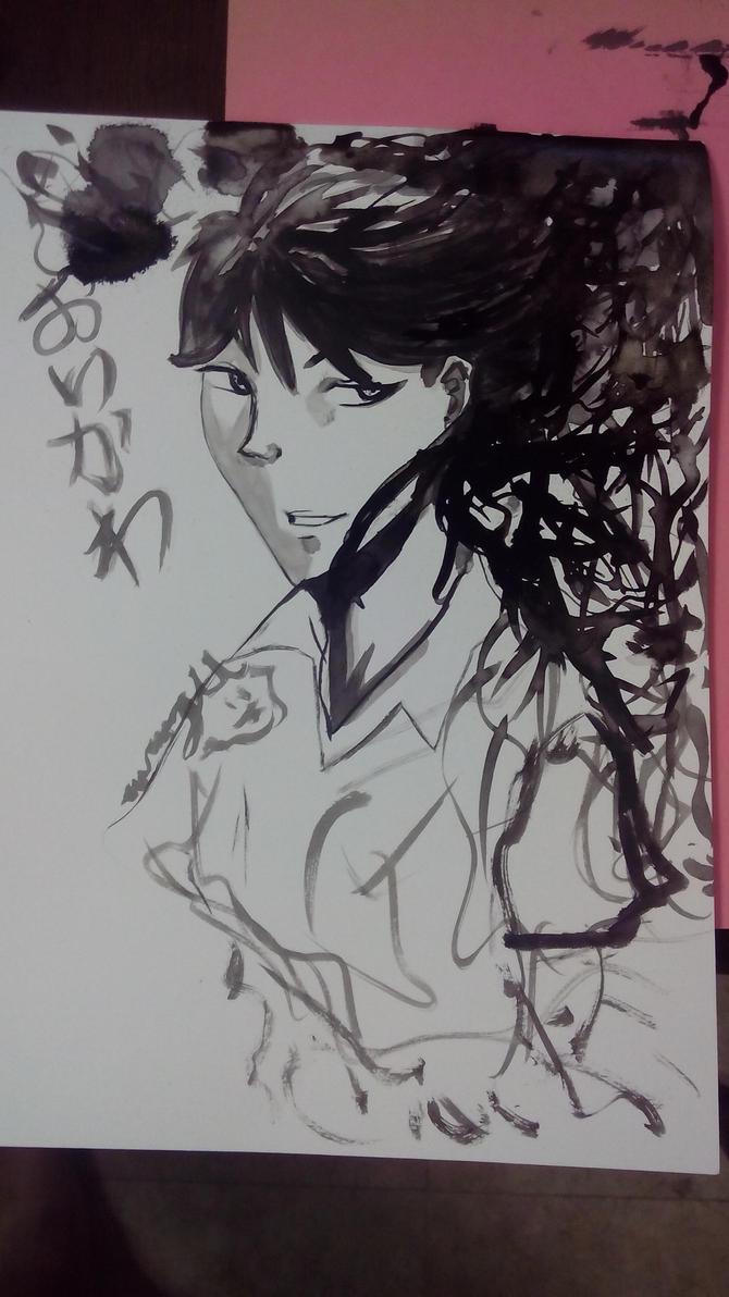 Oikawa by Whitewolfgirl