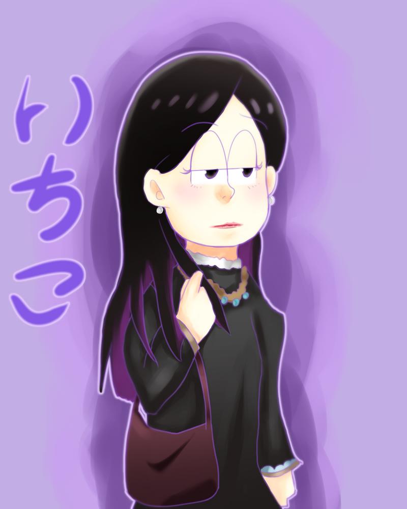 Ichiko by Whitewolfgirl
